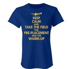 Keep Calm Marching Band