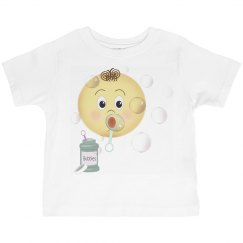 Blowing Bubbles Tee