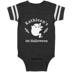Baby's 1st Halloween Onesie
