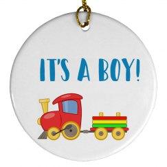 Its a Boy Ornament Keepsake