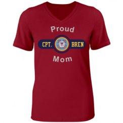 Proud Coast Guard Mom