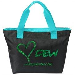 Glitter Design Bag