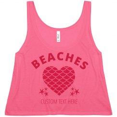 Best Beaches Mermaid BFF
