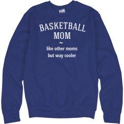 Basketball mom way cooler