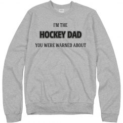 Hockey dad you were warned about