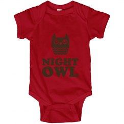 Night Owl Onesie