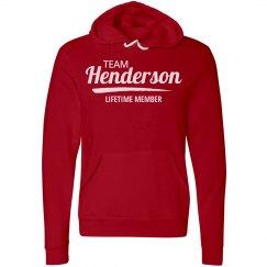 Team Henderson