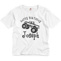 Happy Birthday Joseph!