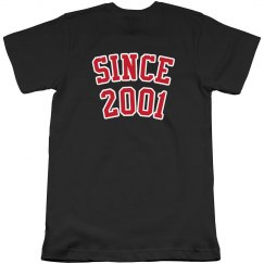 Since 2001