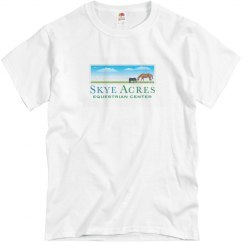 Skye Acres Logo Tee
