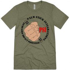 PSI Large Logo Triblend
