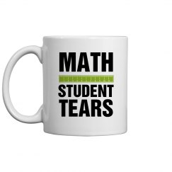 Math Students Tears