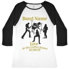 Custom Rock Band Concert