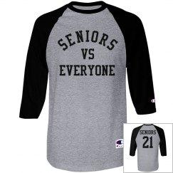 Seniors vs Everyone Tee