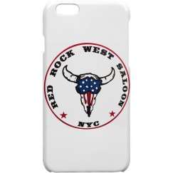 Red Rock West Saloon Iphone 6 Phone Case