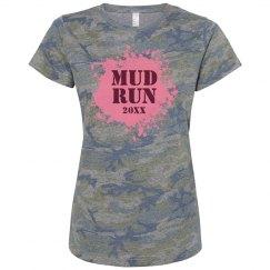 Mud Run Camo