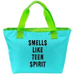 Teen Spirit Tote Bag