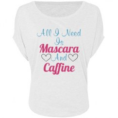 Mascara and Caffine
