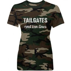 Tailgates and tan lines