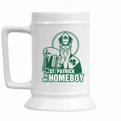 St. Patrick Homeboy