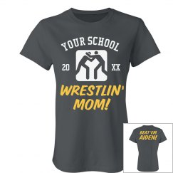Beat 'Em Wrestling Mom
