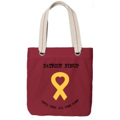 Red Friday Purse