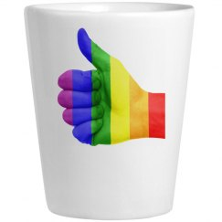 Thumbs Up For Equality