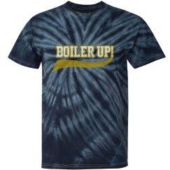 Boiler Up! Tie Dye Tee