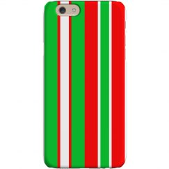 trendy holiday stripes