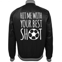 Hit Me With Best Shot Soccer