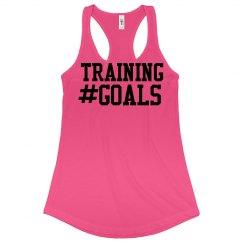 Training Hashtag Goals