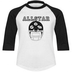 All Star Football Shirt