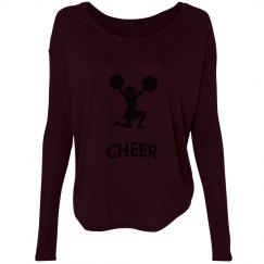 PomPom Cheer Long Sleeve