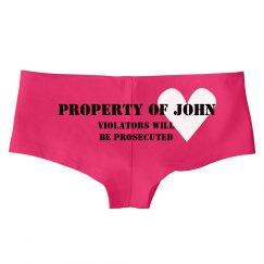 His Property