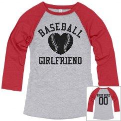 Your Baseball Girlfriend Jersey