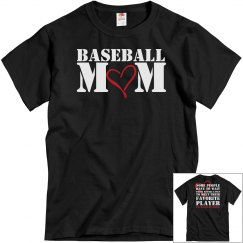 Baseball Raising Mine