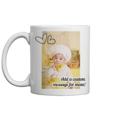Custom Mother's Day Photo Mug