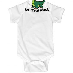 Lil' Dragon in Training