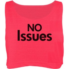No issues
