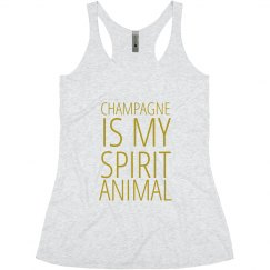 Spirit Animal Champagne