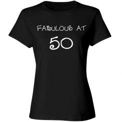 WOMEN'S 50TH