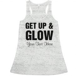 Glow Run Team Member Custom