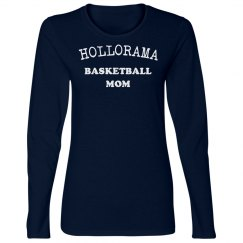 Hollorama basketball mom