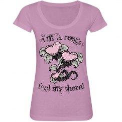 I'm a Thorny Rose
