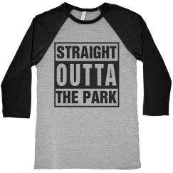 Straight outta the park
