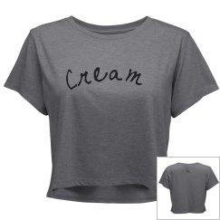 #Cream