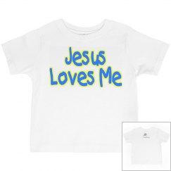 Jesus Loves Me - Boy