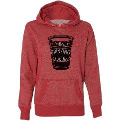 Drinking hoodie