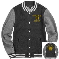Divine varsity Jacket