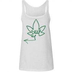 Best Bud with a Arrow Best Friends Woman's T-Shirt